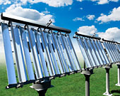 Corrosion protection coating and surface finishing of solar thermal mirrors